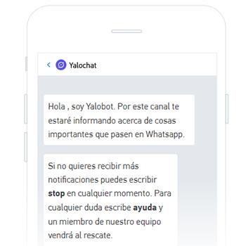 Yalochat trabajará en chatbots para WhatsApp Business en Latinoamérica