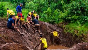 Big Foot Race: Carrera de obstáculos en Guatemala   Octubre 2018