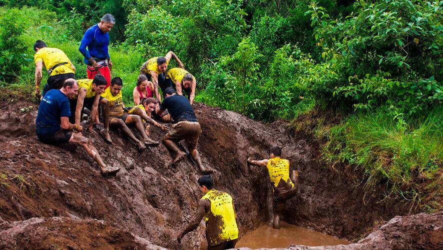 Big Foot Race: Carrera de obstáculos en Guatemala | Octubre 2018