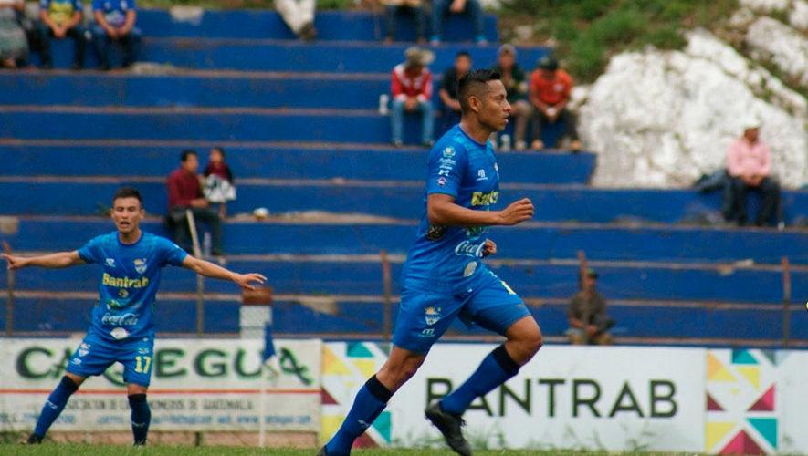 Partido de Cobán y Petapa por el Torneo Apertura   Agosto 2018