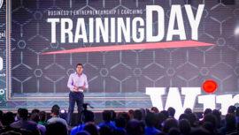 1500 personas fueron parte de la sexta edición del Training Day 2018, Guatemala