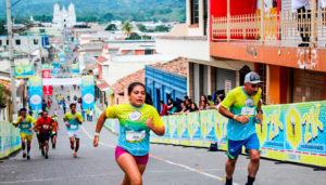 Medio Maratón 21K de Esquipulas   Noviembre 2018