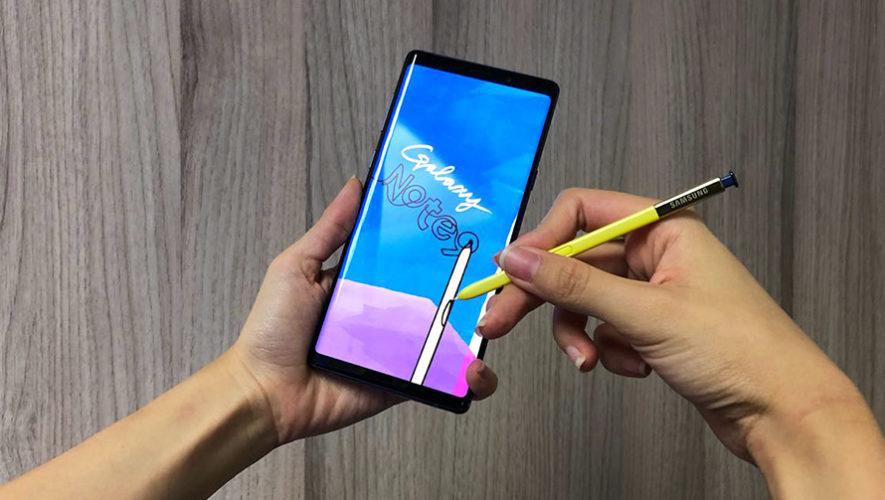 6 cosas chileras que puedes hacer con el nuevo Samsung Galaxy Note9