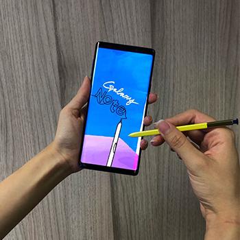 5 cosas chileras que puedes hacer con el nuevo Galaxy Note 9