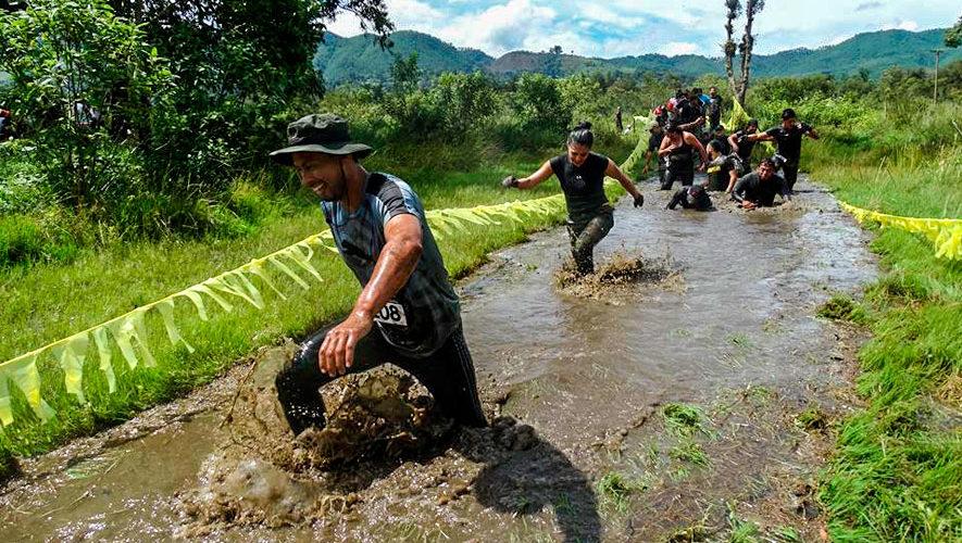 6a. Carrera con obstáculos en Alta Verapaz | Septiembre 2018