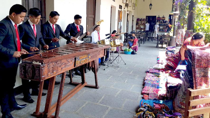 Actividades de Independencia en Antigua Guatemala | Septiembre 2018