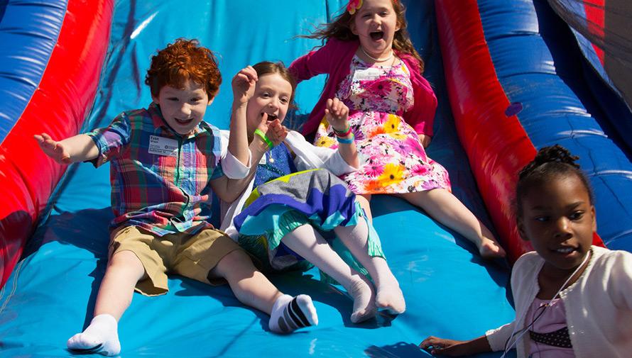 Actividades familiares para celebrar el Día del Niño