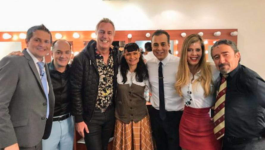 Anuncian obra de teatro de Betty la fea con el elenco original en Guatemala