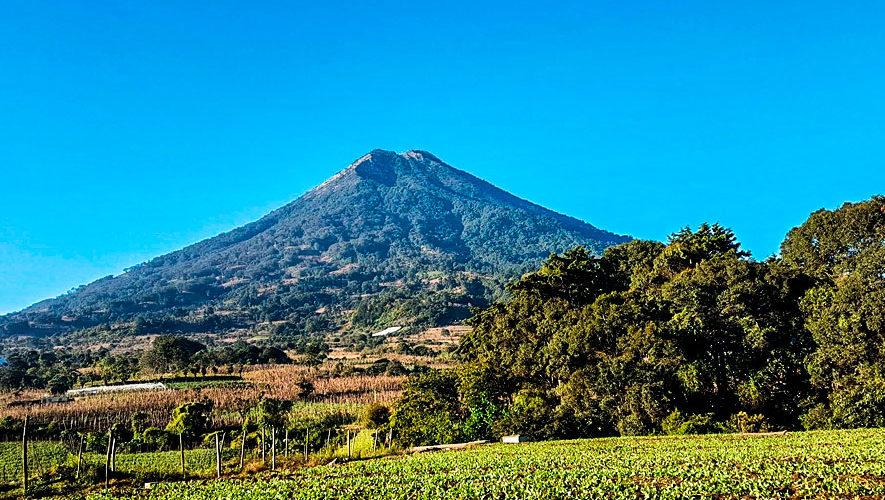 Ascenso de un día al volcán de Agua | Septiembre 2018