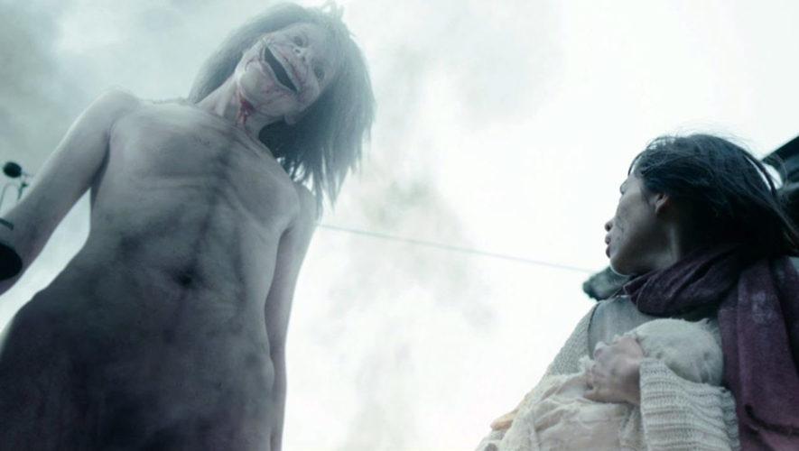 Proyección de la película Attack On Titan (Live Action) en Guatemala | Septiembre 2018