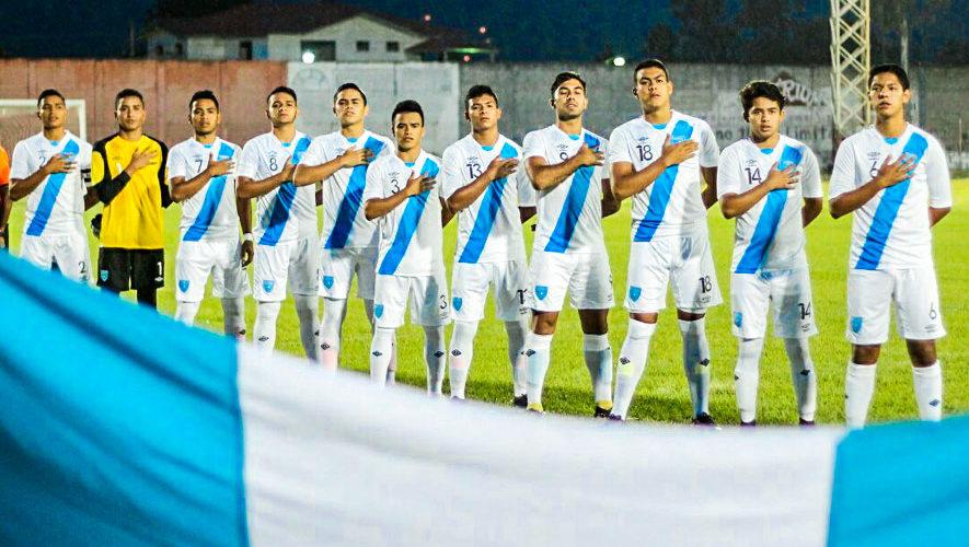 Clasificados Al Mundial Sub 20: Calendario De Guatemala En El Premundial Sub-20 De La
