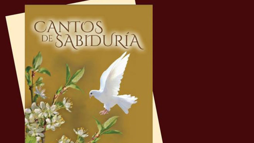 Presentación del libro: Cantos de sabiduría de Lucrecia Novales | Septiembre 2018