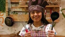Taller de chocolate para niños en Antigua Guatemala | Noviembre 2018