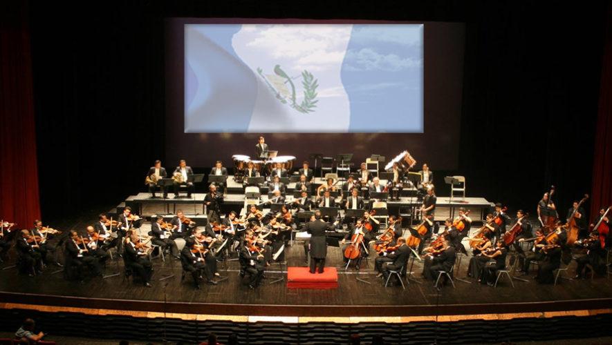 Concierto de Independencia por la Orquesta Sinfónica Nacional | Septiembre 2018