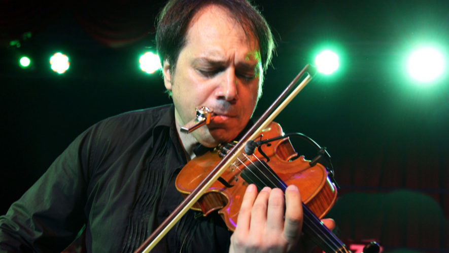 Concierto del violinista italiano Luca Ciarla en Guatemala | Septiembre 2018