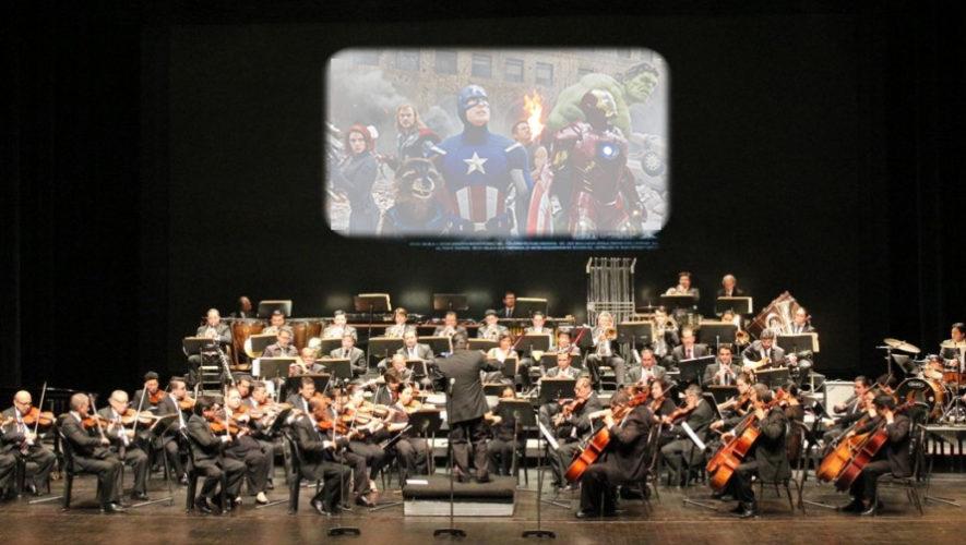 Concierto sinfónico con canciones de superhéroes del cine | Septiembre 2018