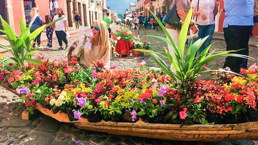 Convocatoria para participar en el Festival de las Flores en Antigua Guatemala 2018