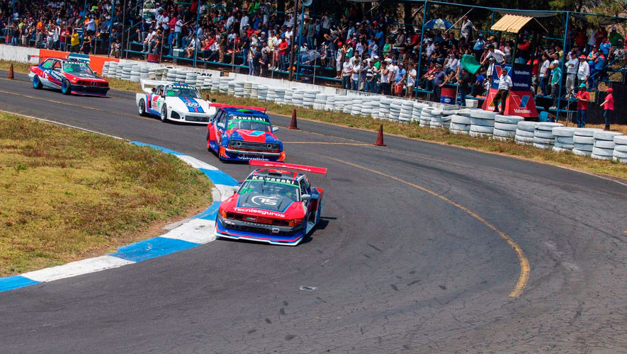 Cuarta fecha del Campeonato Nacional de Automovilismo | Octubre 2018