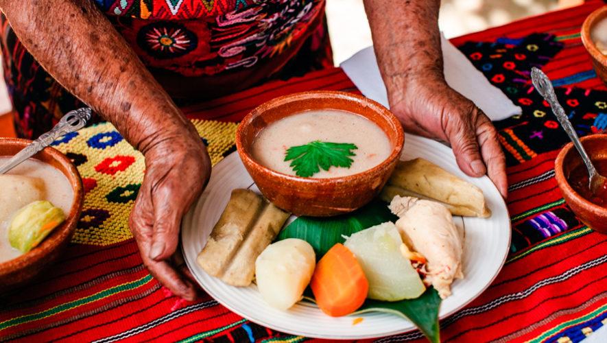 Detalles del Festival del Pinol en San Raymundo, septiembre 2018