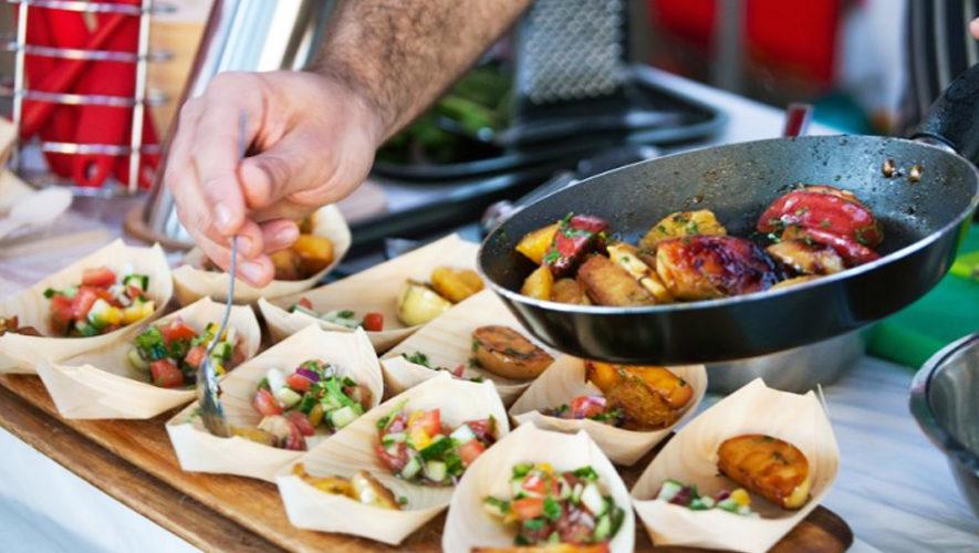 Devorare, festival gastronómico en Antigua Guatemala | Septiembre 2018