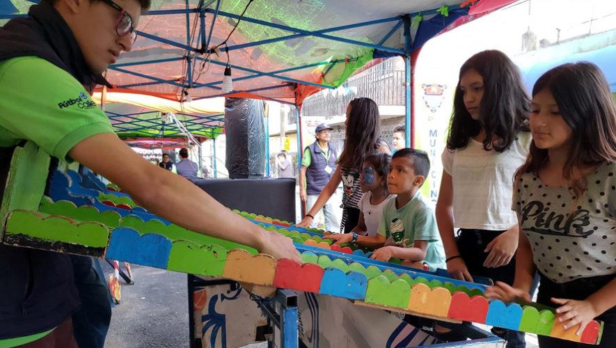 Celebración gratuita del Día del Niño de la Municipalidad de Guatemala | Octubre 2018