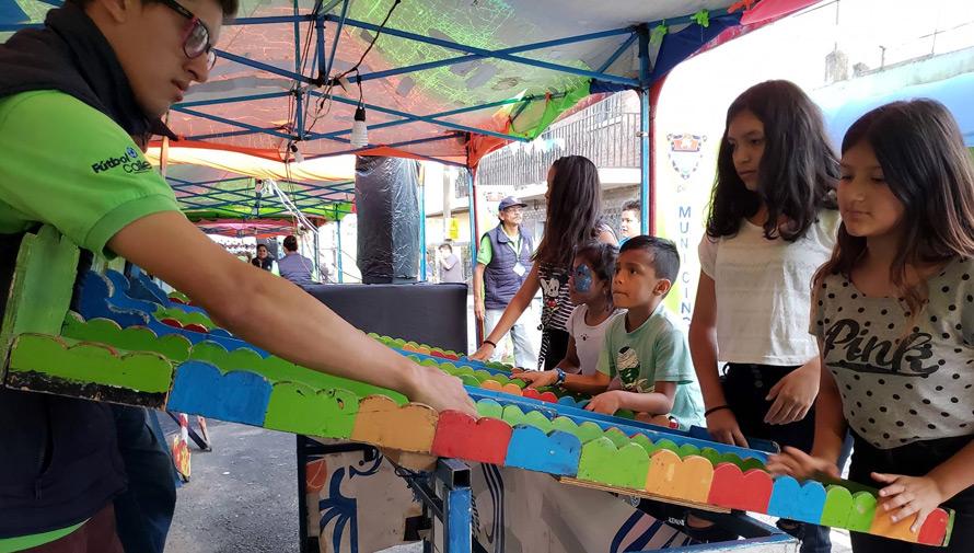 Celebración gratuita del Día del Niño de la Municipalidad de Guatemala