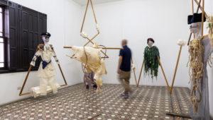 El Guardián del Bosque, exposición de arte contemporáneo | Septiembre - Noviembre 2018