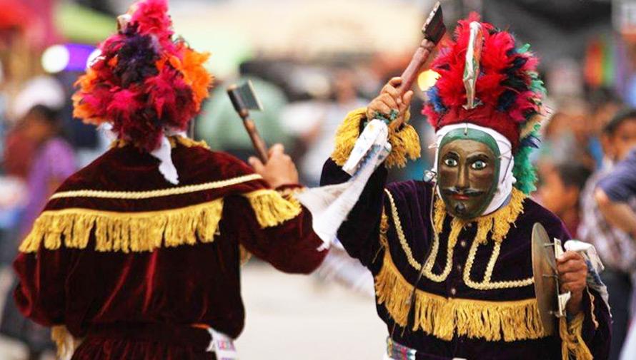 El Rabinal Achí, obra de teatro en Guatemala