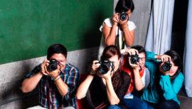 El primer Técnico en Fotografía de La Fototeca, Ciudad de Guatemala