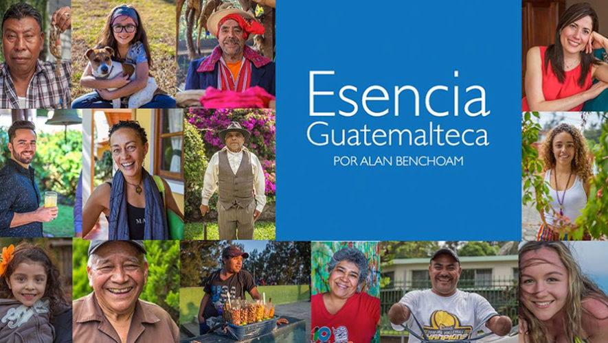 Lanzamiento del libro: Esencia Guatemalteca   Septiembre 2018