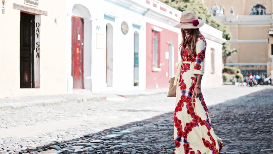Fashion show gratuito en Antigua Guatemala | Septiembre 2018