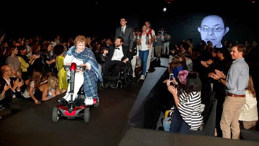 Fashion show incluyente Tributo se llevó a cabo en Guatemala