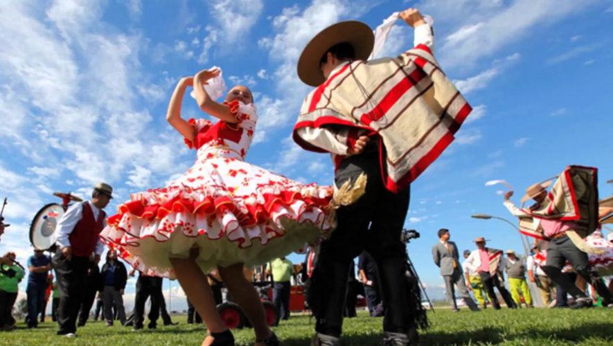 Feria chilena en la Ciudad de Guatemala | Septiembre 2018