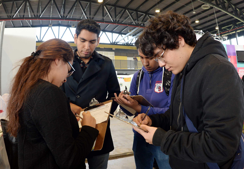 Feria de Empleo en Antigua Guatemala