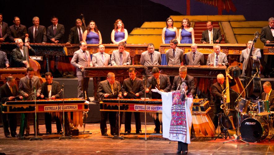 Festival de Marimba Paiz | Septiembre 2018
