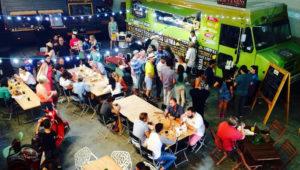 Festival de foodtrucks en Fórum Majadas | Septiembre 2018