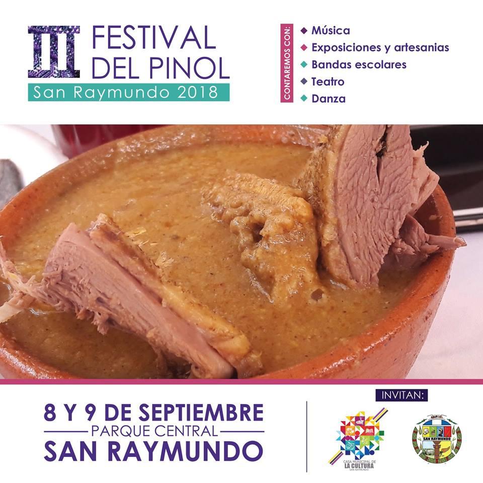 Festival del Pinol Guatemala