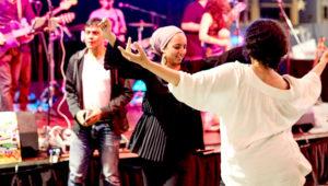 Fiesta de rumba y flamenco a beneficio de AYUVI | Septiembre 2018