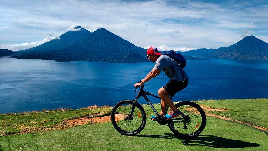 Gran fondo en bicicleta hacia el Lago de Atitlán | Noviembre 2018