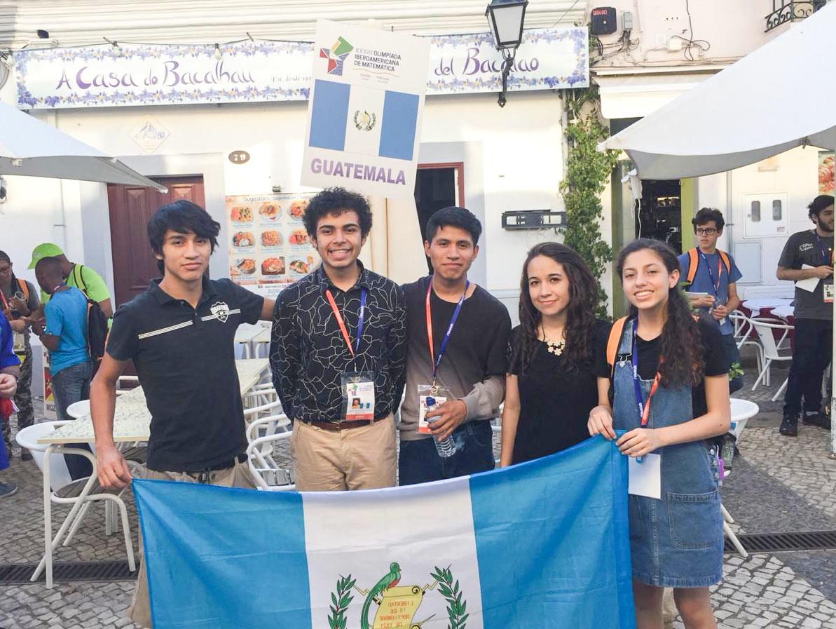 Guatemaltecos destacados
