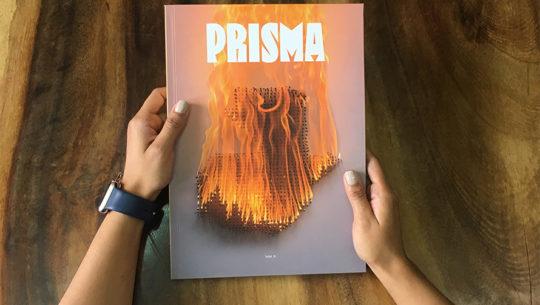 Prisma Vol.2 Libro de fotografía guatemalteca que estará presente en varios países del mundo