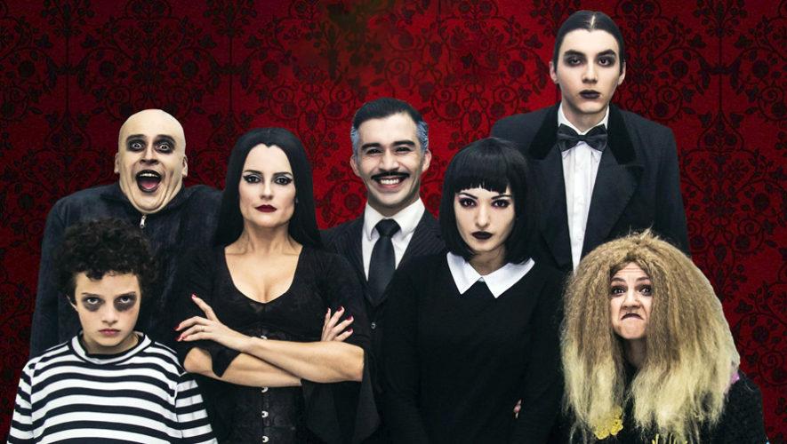 Los Locos Addams, obra de teatro en Guatemala | Septiembre - Noviembre 2018