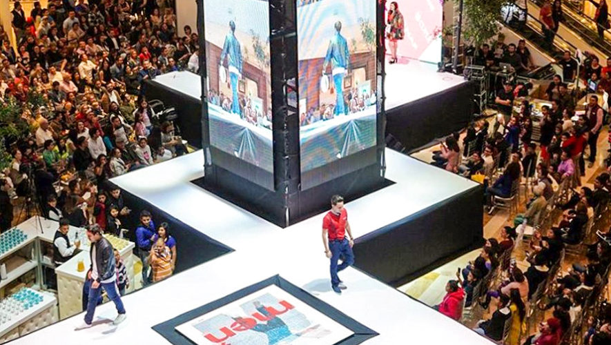 Miraflores Fashion Show 2018: música, moda y personalidades guatemaltecas en un solo evento