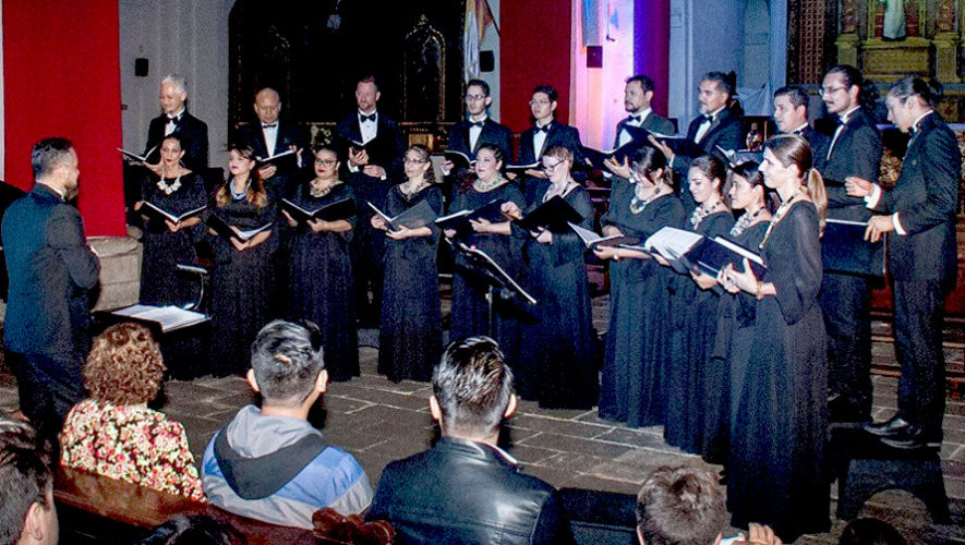 Misa Criolla, concierto del coro Capella Cantorum en Guatemala | Octubre 2018