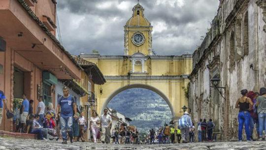 Países que más visitan a Guatemala por turismo durante el 2018