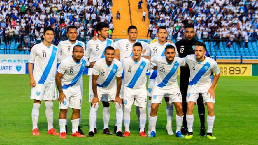Partido amistoso de Guatemala vs. Argentina en Estados Unidos | Septiembre 2018