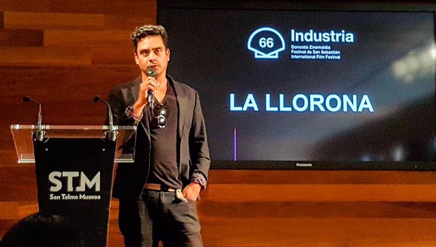 Película La Llorona, de Jayro Bustamante, ganó un premio en España