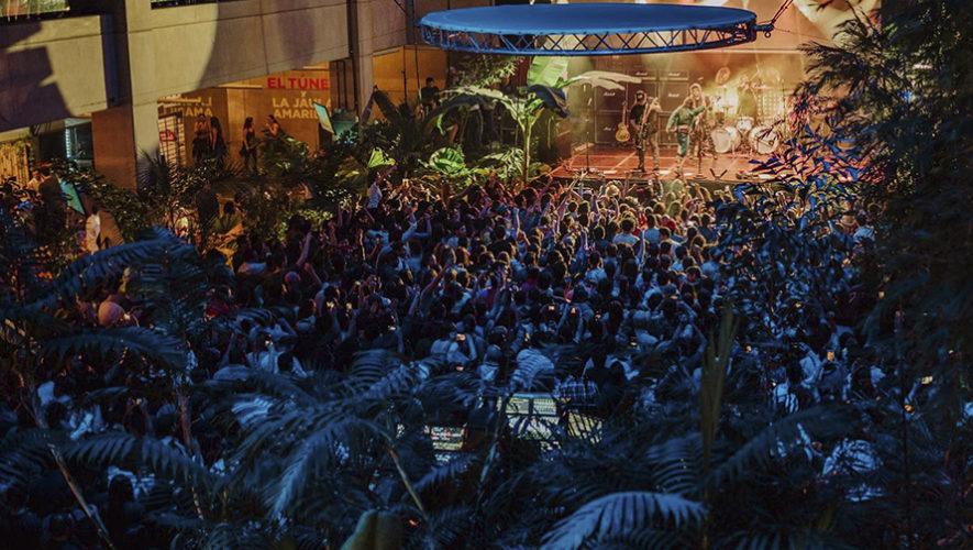Quetzalteca inaugura mes de la patria con Chonguengue de la gran fruta