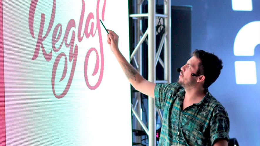Rayarte 2018, congreso de comunicación visual | Octubre 2018