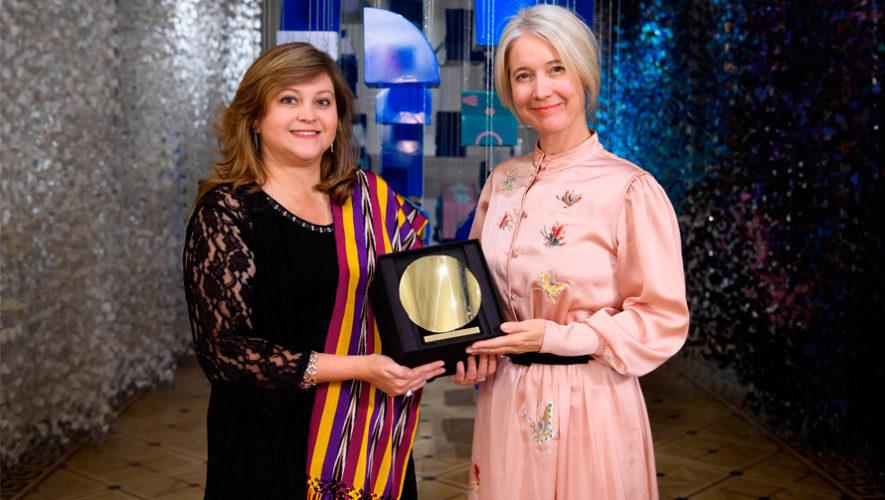 Santa Catarina Palopó ganó el primer lugar en London Design Biennale 2018